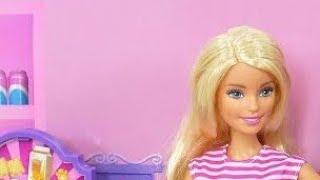 25d84f662078e 07 03 العاب بنات ألعاب باربي فاشون ستايل مع مشط الشعر وكريم وشعر  طووووووووووييييييللللللل