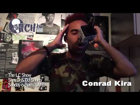 Conrad Kira - Itch FM Freestyle