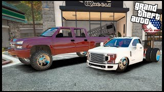 GTA 5 ROLEPLAY - BUYING MY BROTHER A CATEYE CHEVY! - EP. 982 - AFG -  CIV
