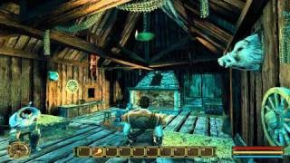 Gothic 3 Forsaken Gods Enhanced Edition by CPT / MENU & CREDIT-list  & in-game vid