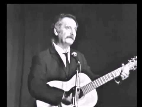 Georges Brassens - Le Grand Chêne (live à Bobino, 1969)