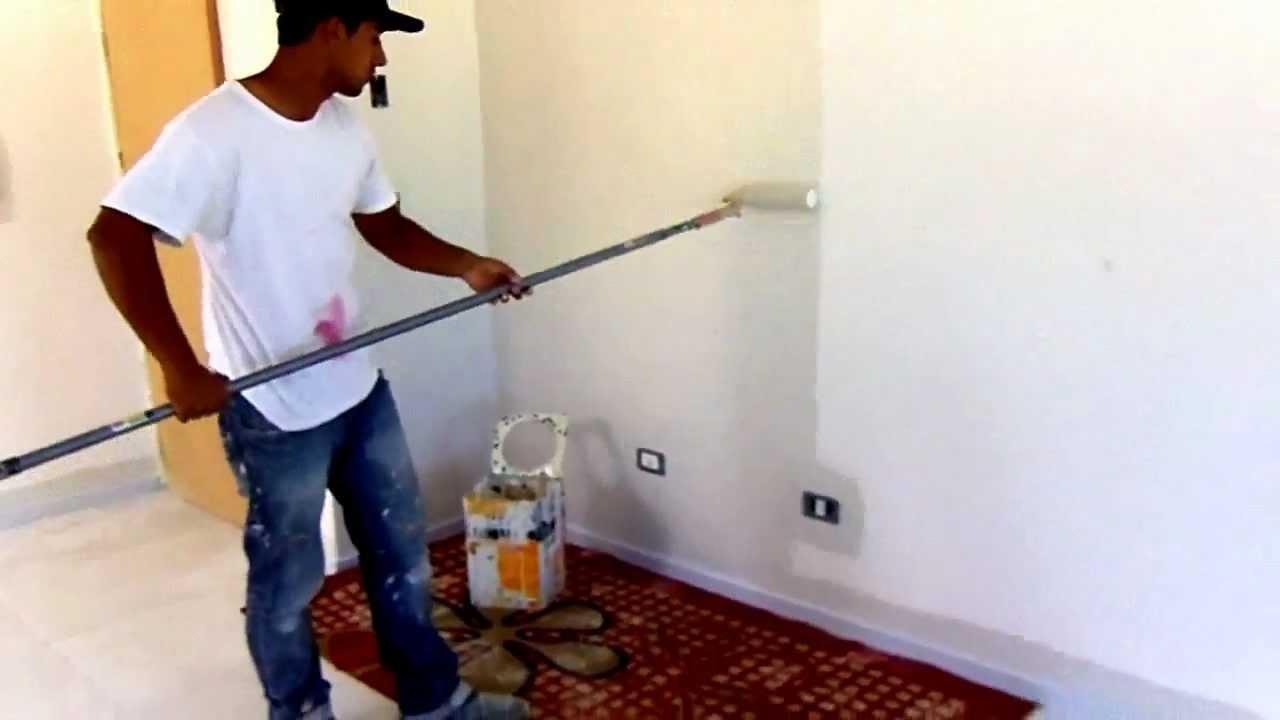 Pintura de paredes com pinturashs youtube for Pinturas para paredes