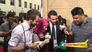 MTV Movie Awards 2013 - Paramore