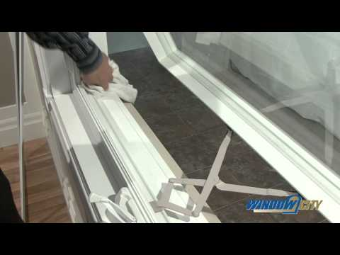 Caring for your Awning Windows