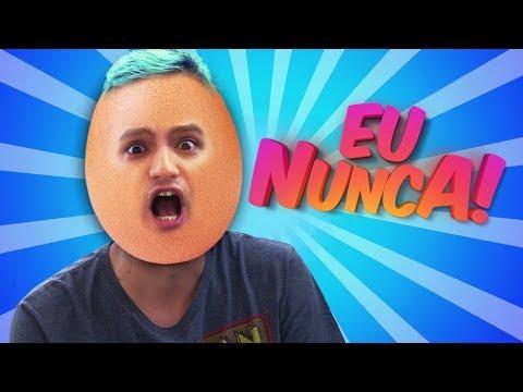 DESAFIO DO 'EU NUNCA' DA FAMÍLIA NETO!!