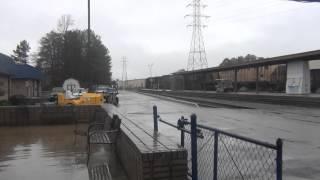 CSX Q438 by Staples Mill