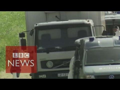 Arrests after Austria lorry deaths - BBC News