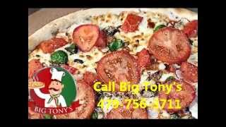 Pizza Delivery Springdale Ar Big Tonys Best Pizza Delivery Springdale Ar