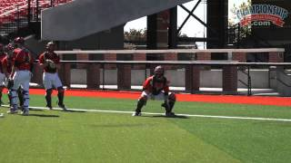 drills techniques for developing catchers