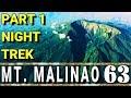 Mt. Malinao Night Trek Part 1