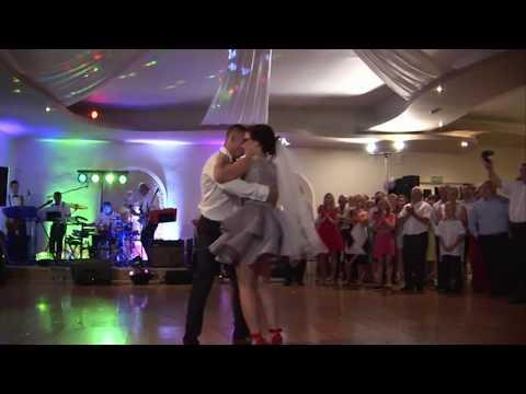 Taniec Disco na weselu