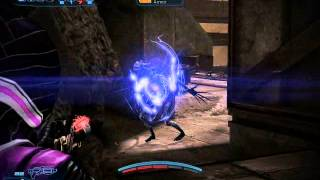 ME3 MP - Platinum Solo Female Quarian Engineer (Reapers Giant)