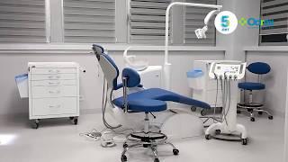 Отделение стоматологии - видеообзор