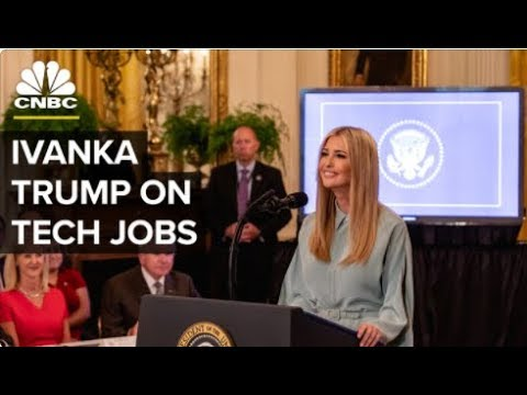 Ivanka Trump: P-Tech Is Pathway To Tech Jobs Of The Future | CNBC