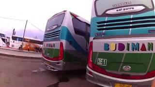 Download Video Bus Budiman dari Terminal Depok ke Karang Pucung, Tasikmalaya, Pangandaran MP3 3GP MP4