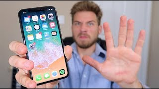 iPhone X - 5 Things I HATE