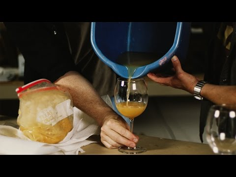 Making Pruno (Prison Wine That Can Kill You)