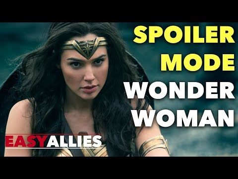 Wonder Woman - Spoiler Mode