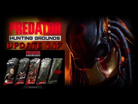 Predator Hunting Grounds Update 1.17 - City Hunter