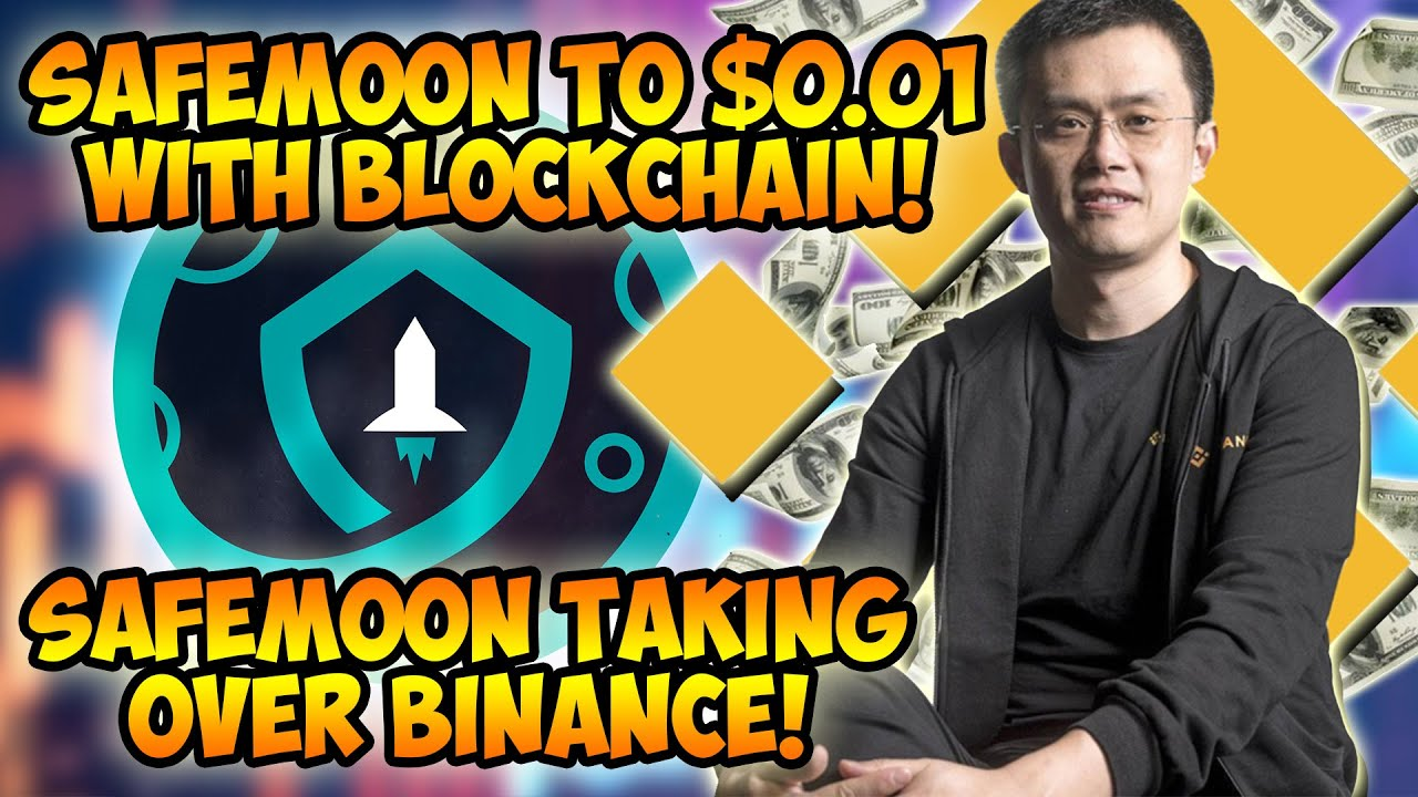SAFEMOON STATS SHOW THAT SAFEMOON IS TAKING OVER BINANCE! WILL SAFEMOON HIT $0.01 WITH BLOCKCHAIN?