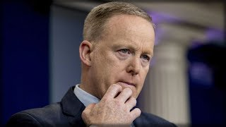 Sean Spicer Is Out As White House Press Secretary