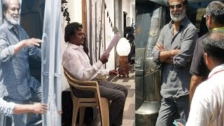 Rajini's Kabaali at Final Stage