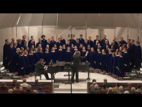 Concordia Choir: The Music of Living