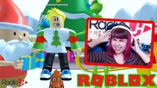 GRINCH Obby With Chad | Roblox Glitchy FUN!