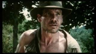 INDIANA JONES (1984) - und der Tempel des Todes - Trailer GERMAN