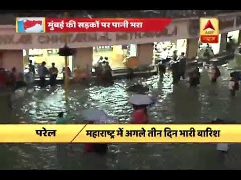 Mumbai Rains: People