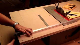 Table Saw Table Rebuild - Part 1