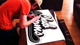 Vinyl Sticker Cutting - Chub Customs