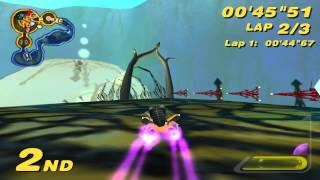 Star Wars: Super Bombad Racing (PS2) walkthrough - Otoh Gunga