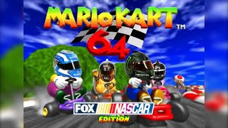 NASCAR drivers play