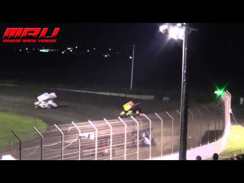 ASCS Midwest Sprint Car Feature at Park Jefferson Speedway on August 16th