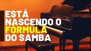 """""""O mundo sem som seria um mundo incolor"""". Está Nascendo o Fórmula do Samba - Pezinho"""