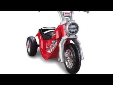 Power Wheels Harley Davidson Lil' Harley | X6222