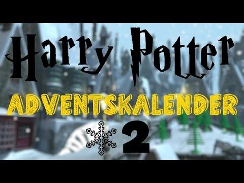 Weihnachtskalender Harry Potter.Weihnachten Als Kind Harry Potter Adventskalender Türchen 2