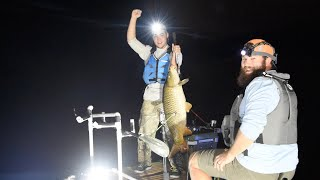 YakAngler's Inside and Out - Bowfishing with the Funk's - S1E4