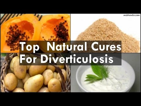 Natural Cures For Diverticulosis