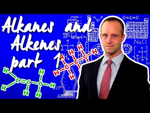 Alkanes & Alkenes (pt. 1); Structure - Chemistry - Science - Succeed In your GCSE and IGCSE