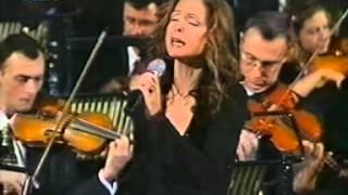 "Vicky Leandros-George Voukanos ""Greek Epilogue-Child Visions"" live from Herod Aticcus Athens  2003"