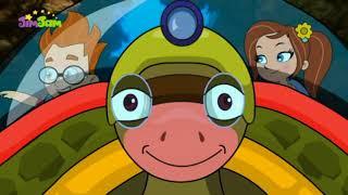 Животные мои друзья 3 сезон 20 эп. (познавательные передачи для детей с анимацией) на русском