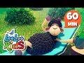 Baa, Baa, Black Sheep - Awesome Songs for Children | LooLoo Kids