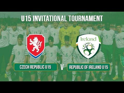 Highlights: Czech Republic 4-2 Republic of Ireland