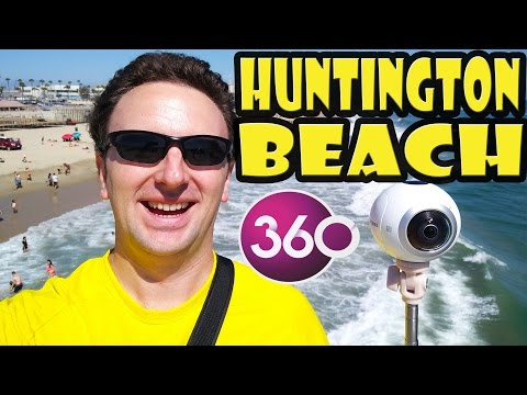 The Best of Huntington Beach 360 Travel Guide