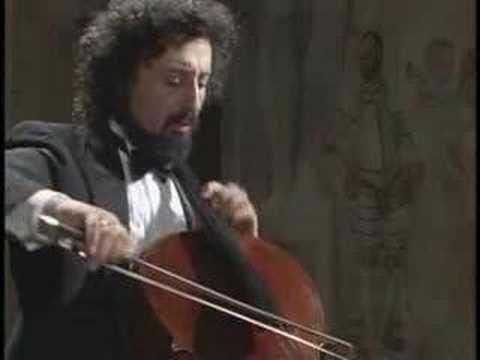 Bach - Cello Suite No.6 iv-Sarabande