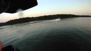 Worst Wakeboarding Accident Attempted Backflip