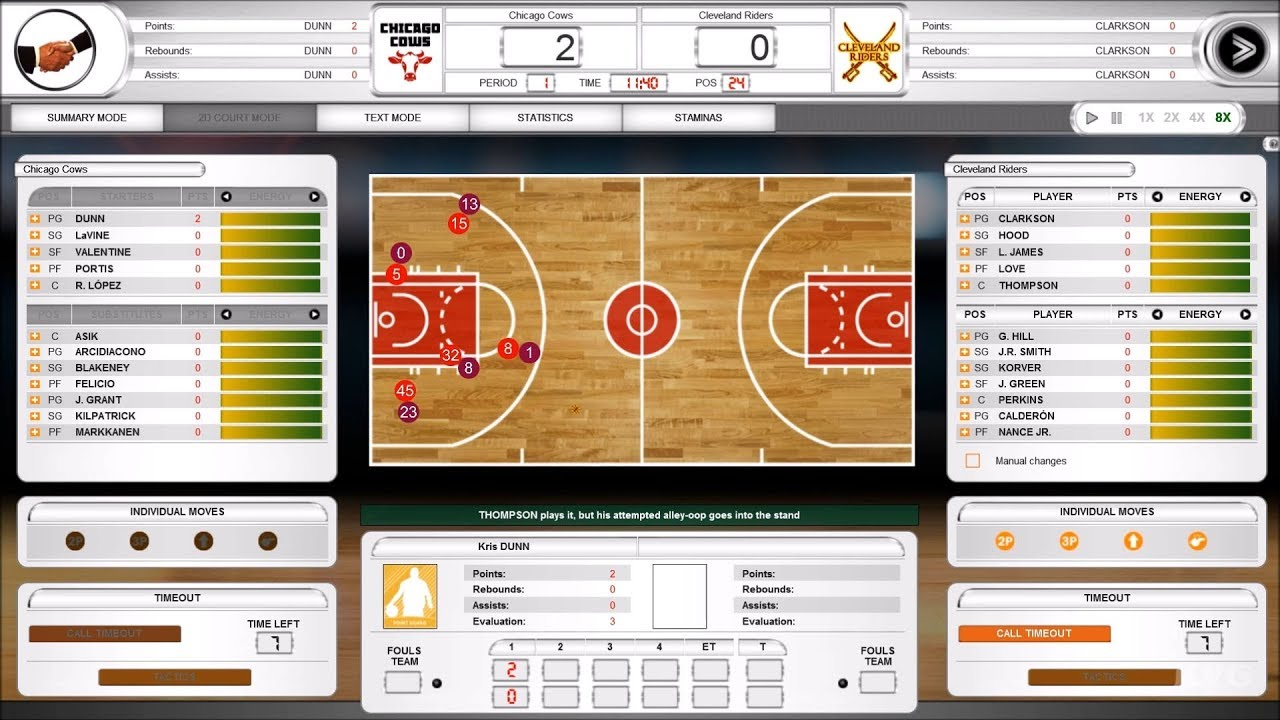 MANAGER TÉLÉCHARGER 2008 DEMO FIBA BASKETBALL