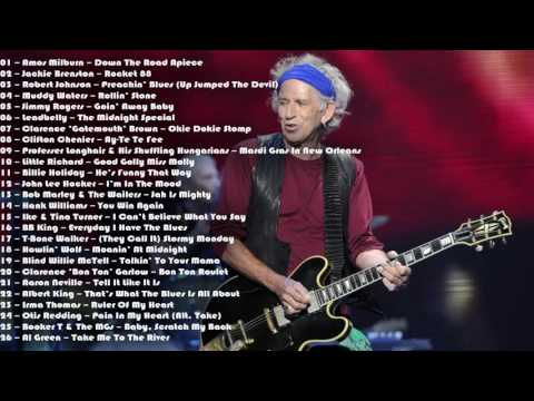 The Devil's Music, Keith Richards Personal Collection of Blues, Soul, and R B Classics
